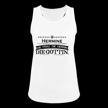 birthday goettin Hermione - Women's Breathable Tank Top