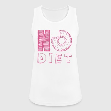 NO DIET - Women's Breathable Tank Top
