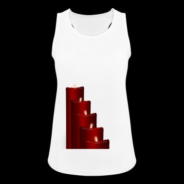Advent candles - Women's Breathable Tank Top