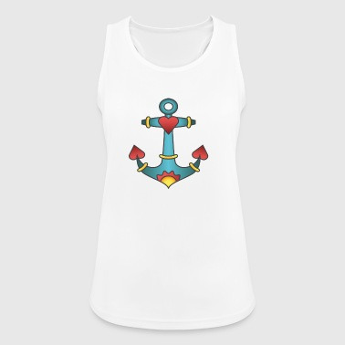 Anchor - Frauen Tank Top atmungsaktiv