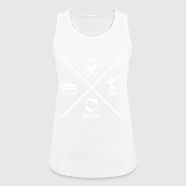 Yoga sport and recreation Gift idea for the woman - Women's Breathable Tank Top