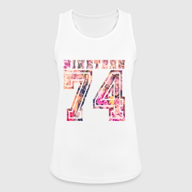 NINETEEN 1974 B - Women's Breathable Tank Top