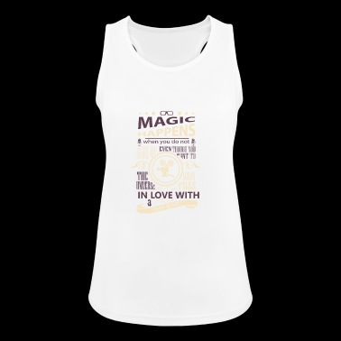 Casting actress Audition performance - Women's Breathable Tank Top