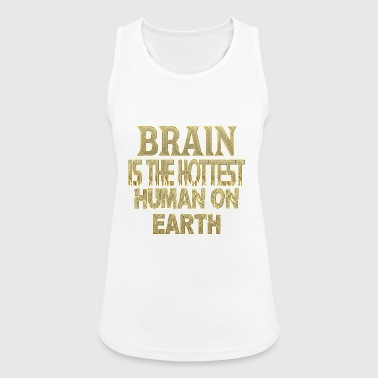 Brain - Women's Breathable Tank Top