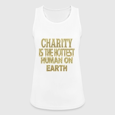 Charity - Women's Breathable Tank Top