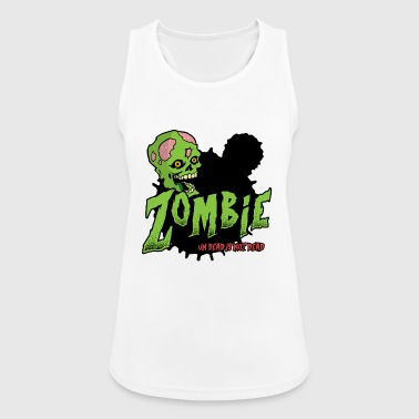 Undead is not Dead 02 - Vrouwen tanktop ademend