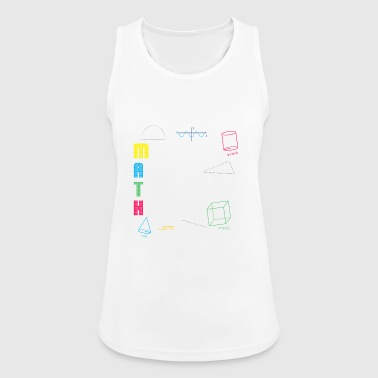 MATH MATH MATHEMATHICS: MATH DEFINITION GIFT - Women's Breathable Tank Top
