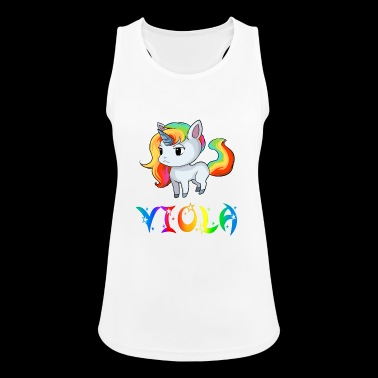Viola unicorn - Women's Breathable Tank Top