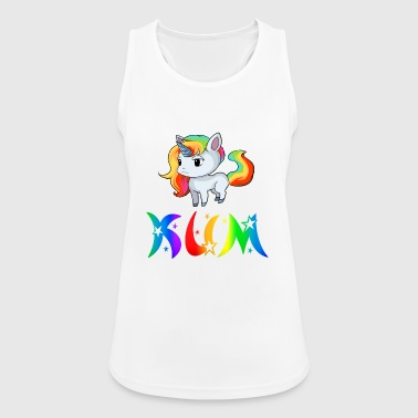 Unicorn cum - Women's Breathable Tank Top