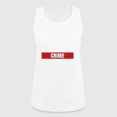 Neighborhood Crime Watch - Women's Breathable Tank Top