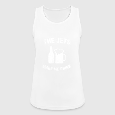 The Jets - Women's Breathable Tank Top