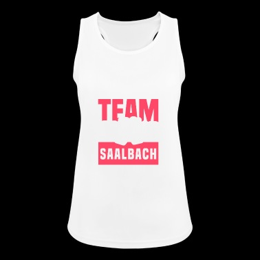 Après Ski Team Saalbach - Women's Breathable Tank Top