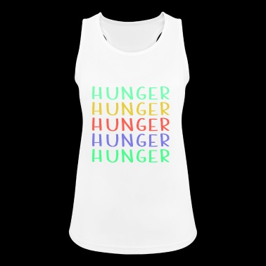 Shop Colorful Hunger Design - Pustende singlet for kvinner