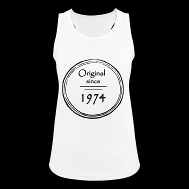 Vintage 1974 - Women's Breathable Tank Top