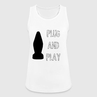 Plug and Play - Women's Breathable Tank Top