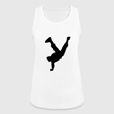 Breakdance - Frauen Tank Top atmungsaktiv