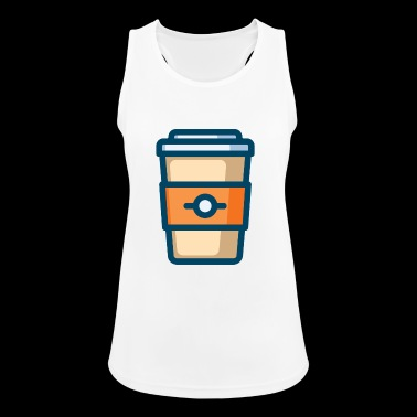 Coffee / Cafe / Caffeine / Caffeine / Starbucks - Women's Breathable Tank Top
