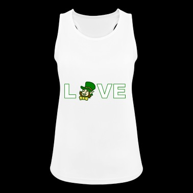 St Patricks Day Shirt - Women's Breathable Tank Top