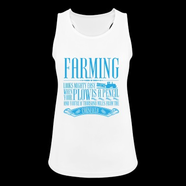 FARMING - Women's Breathable Tank Top