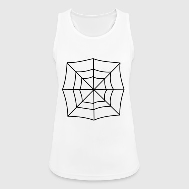 Spider web - Women's Breathable Tank Top
