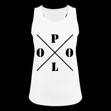 Pool Logo - Frauen Tank Top atmungsaktiv
