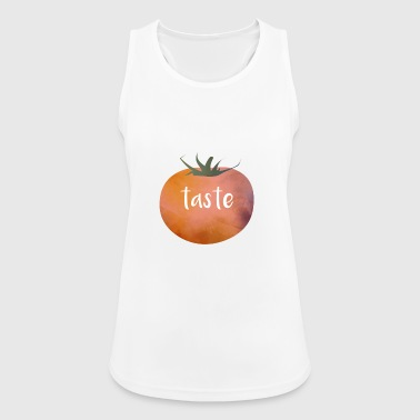 Tomatoe Taste - The tomato with taste - Women's Breathable Tank Top
