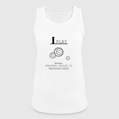 Volleyball, beach volleyball, volleyball girls - Women's Breathable Tank Top