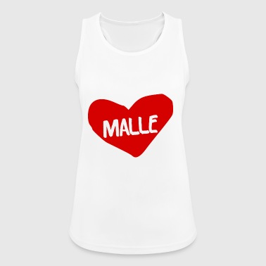 A heart for malls! - Women's Breathable Tank Top