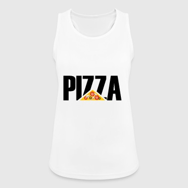 Pizza - Pizza - Pizza - Women's Breathable Tank Top