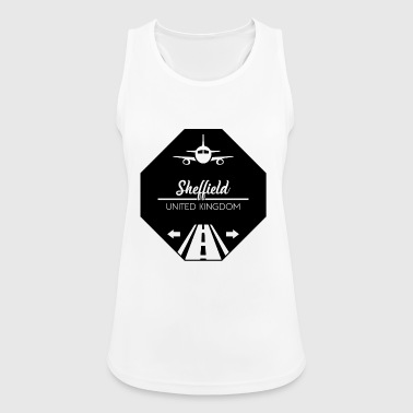 Sheffield UK - Dame tanktop åndbar