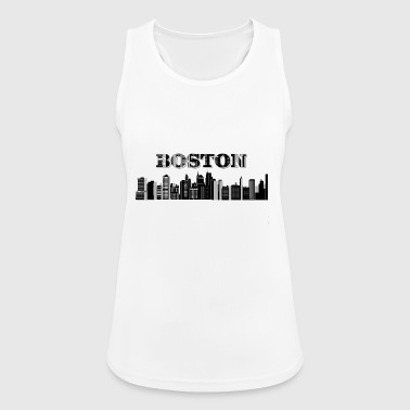 Boston - Top da donna traspirante