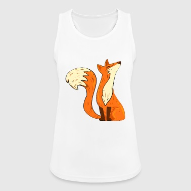 Fox insulted - Women's Breathable Tank Top