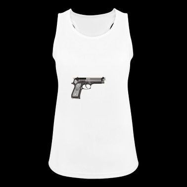 Partner van Crime Partners in Crime Idea - Vrouwen tanktop ademend