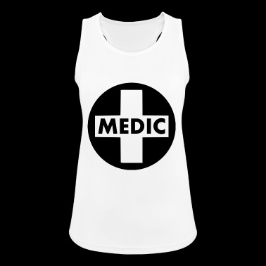 Medic - Women's Breathable Tank Top
