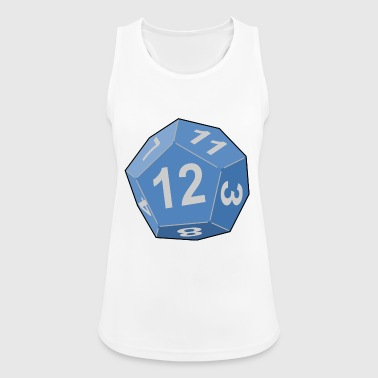 dice - Women's Breathable Tank Top