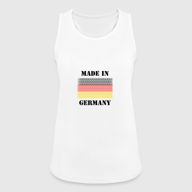 Germany Germany made in germany - Women's Breathable Tank Top
