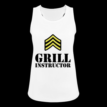 Grill Instructor - Frauen Tank Top atmungsaktiv