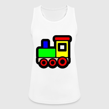 Toy train - Women's Breathable Tank Top