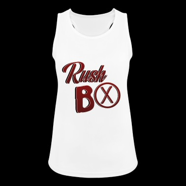 rush b minimal - Women's Breathable Tank Top