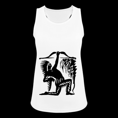 American Indian - Women's Breathable Tank Top