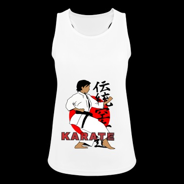 TRADITIONAL KARATE - Women's Breathable Tank Top