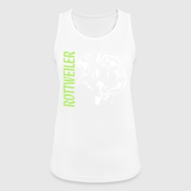 ROTTWEILER - Women's Breathable Tank Top