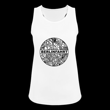 Berlin trip - Women's Breathable Tank Top