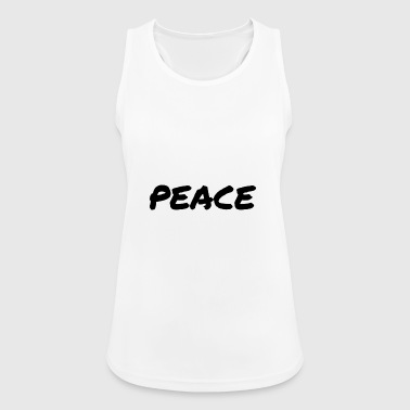 Peace / peace - Women's Breathable Tank Top