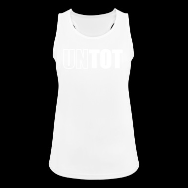 undead - Women's Breathable Tank Top