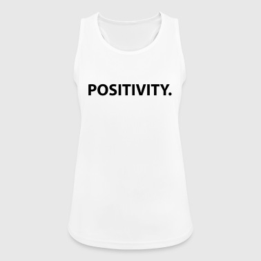 Positivity - Women's Breathable Tank Top