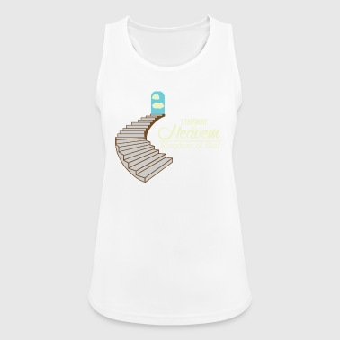 Stairway to Heaven - Pustende singlet for kvinner