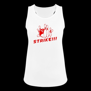 Strike !!! - Frauen Tank Top atmungsaktiv