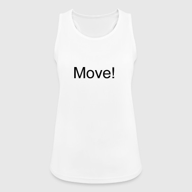 Move - Women's Breathable Tank Top