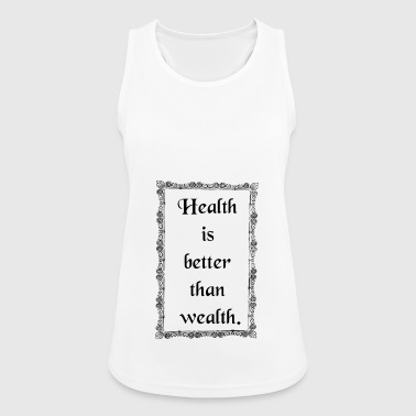 health - Women's Breathable Tank Top
